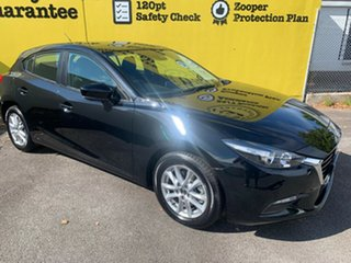 2018 Mazda 3 BN5478 Neo SKYACTIV-Drive Sport Black 6 Speed Sports Automatic Hatchback.
