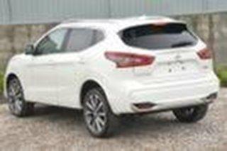 2019 Nissan Qashqai J11 Series 3 MY20 N-SPORT X-tronic Ivory Pearl 1 Speed Constant Variable Wagon.