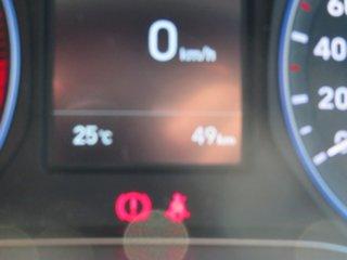 2019 Hyundai Kona OS.3 MY20 Elite 2WD Pulse Red 6 Speed Sports Automatic Wagon