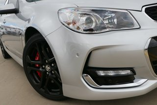 2015 Holden Commodore VF II MY16 SS V Redline Silver 6 Speed Sports Automatic Sedan.