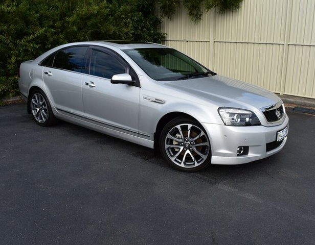 Used Holden Caprice WN II MY17 V, 2017 Holden Caprice WN II MY17 V Nitrate 6 Speed Sports Automatic Sedan