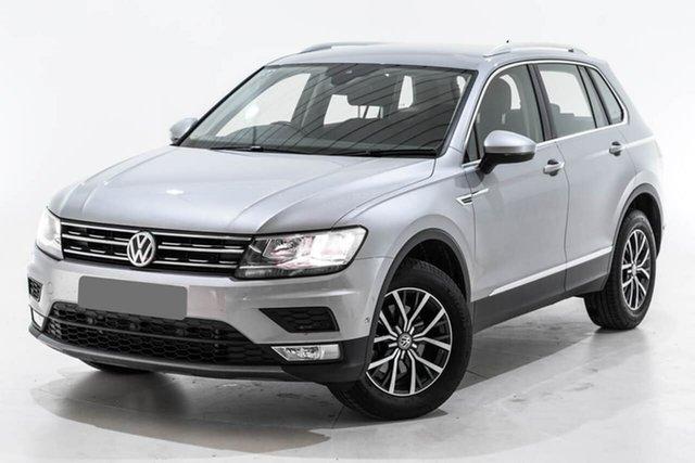 Used Volkswagen Tiguan 5N MY17 110TDI DSG 4MOTION Comfortline, 2016 Volkswagen Tiguan 5N MY17 110TDI DSG 4MOTION Comfortline Silver 7 Speed