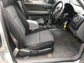 2007 Mazda BT-50 B3000 Freestyle DX+ (4x4) Silver 5 Speed Manual Cab Chassis
