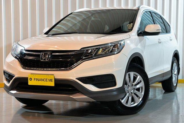 Used Honda CR-V RM Series II MY17 VTi, 2016 Honda CR-V RM Series II MY17 VTi Blue 6 Speed Manual Wagon