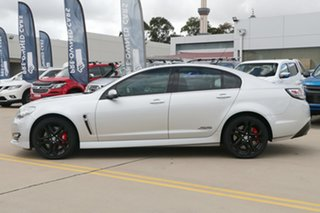 2015 Holden Commodore VF II MY16 SS V Redline Silver 6 Speed Sports Automatic Sedan