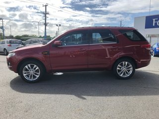 2011 Ford Territory SZ TS (RWD) Maroon 6 Speed Automatic Wagon