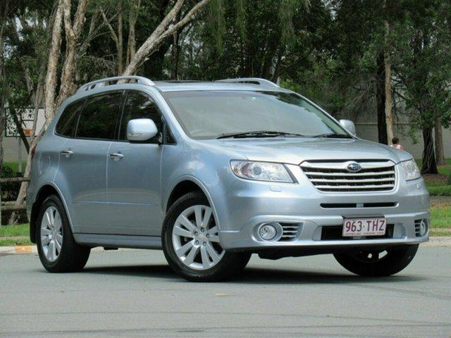 Used Subaru Tribeca B9 MY13 R AWD Premium Pack, 2013 Subaru Tribeca B9 MY13 R AWD Premium Pack Silver 5 Speed Sports Automatic Wagon
