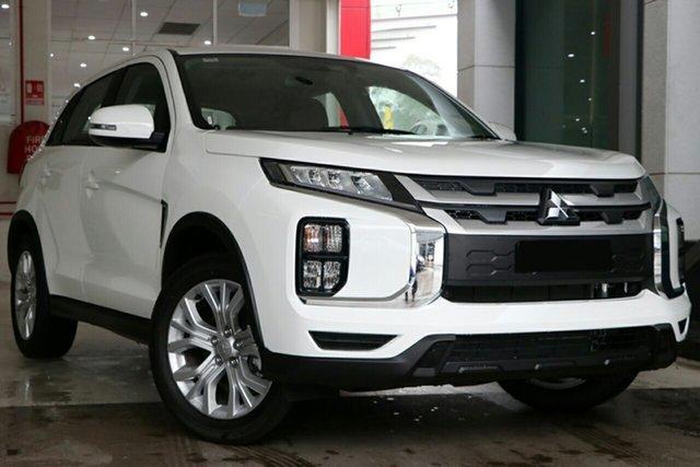 New Mitsubishi ASX XD MY20 ES 2WD ADAS, 2019 Mitsubishi ASX XD MY20 ES 2WD ADAS White 6 Speed Constant Variable Wagon