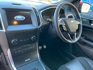 2018 Ford Endura CA 2019MY ST-Line SelectShift FWD Red 8 Speed Sports Automatic Wagon