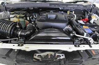 2014 Holden Colorado RG MY14 LX (4x2) White 6 Speed Automatic Crew Cab Pickup