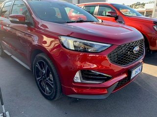 2018 Ford Endura CA 2019MY ST-Line SelectShift FWD Red 8 Speed Sports Automatic Wagon.