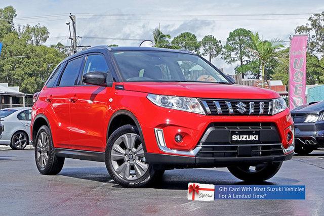 New Suzuki Vitara LY Series II 2WD, 2019 Suzuki Vitara LY Series II 2WD Red & Black 6 Speed Sports Automatic Wagon