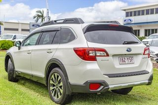 2017 Subaru Outback B6A MY17 2.5i CVT AWD Premium Crystal White 6 Speed Constant Variable Wagon