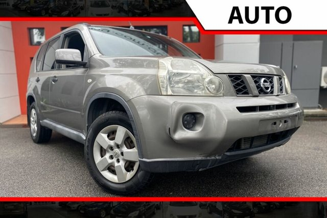 Used Nissan X-Trail T31 ST, 2008 Nissan X-Trail T31 ST Metallic Grey 1 Speed Constant Variable Wagon