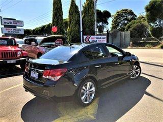 2014 Holden Cruze JH Series II MY14 SRi Z Series Black 6 Speed Sports Automatic Sedan.