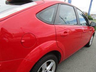 2009 Ford Focus LV TDCi Red 6 Speed Manual Hatchback
