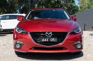 2014 Mazda 3 BM5238 SP25 SKYACTIV-Drive GT Red 6 Speed Sports Automatic Sedan