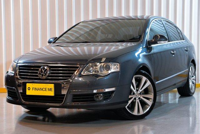 Used Volkswagen Passat Type 3C MY10.5 V6 FSI DSG 4MOTION Highline, 2010 Volkswagen Passat Type 3C MY10.5 V6 FSI DSG 4MOTION Highline Grey 6 Speed