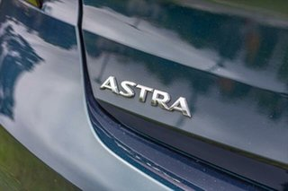 2018 Holden Astra BK MY18.5 R Blue 6 Speed Sports Automatic Hatchback