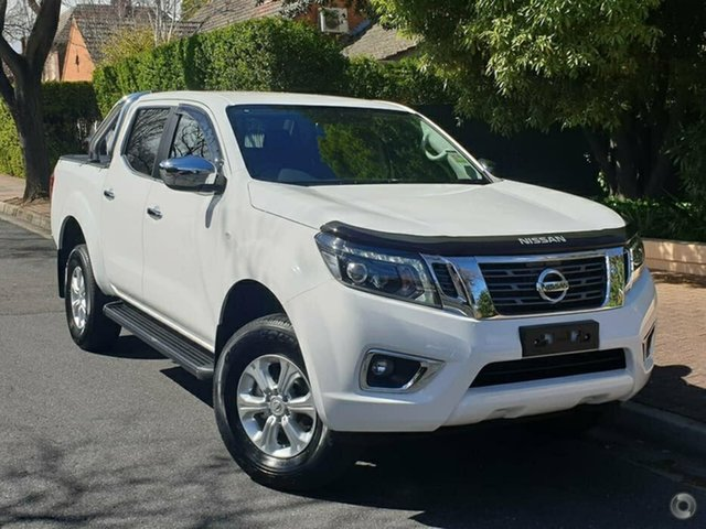New Nissan Navara D23 S4 MY19 ST, 2019 Nissan Navara D23 S4 MY19 ST Polar White 7 Speed Sports Automatic Utility
