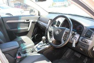 2012 Holden Captiva CG Series II 7 CX (4x4) Beige 6 Speed Automatic Wagon