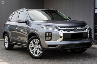 2020 Mitsubishi ASX XD MY20 LS 2WD U17 1 Speed Constant Variable Wagon