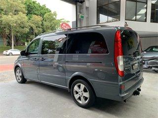 2014 Mercedes-Benz Valente 639 116CDI BlueEFFICIENCY Flint Grey Automatic Wagon