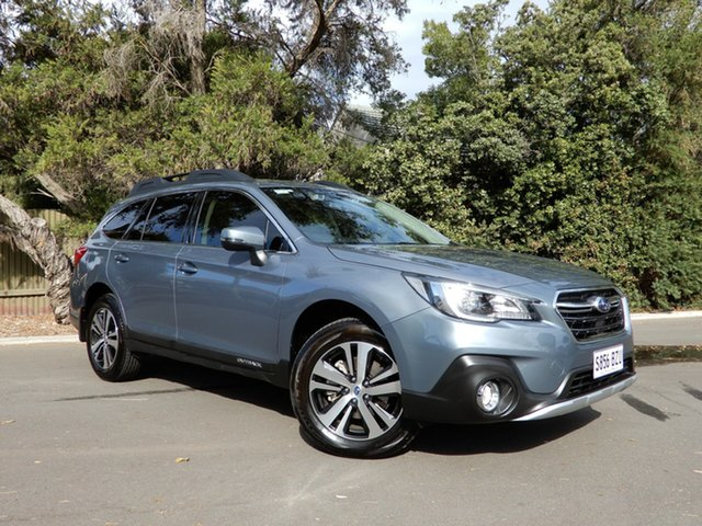 Used Subaru Outback B6A MY18 2.5i CVT AWD, 2018 Subaru Outback B6A MY18 2.5i CVT AWD Grey 7 Speed Constant Variable Wagon