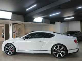 2015 Bentley Continental 3W MY16 GT V8 S Glacier White 8 Speed Sports Automatic Coupe