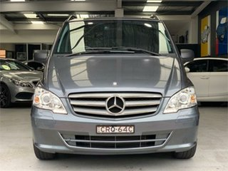 2014 Mercedes-Benz Valente 639 116CDI BlueEFFICIENCY Flint Grey Automatic Wagon.