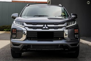 2020 Mitsubishi ASX XD MY20 LS 2WD U17 1 Speed Constant Variable Wagon.