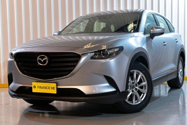 Used Mazda CX-9 TC Sport SKYACTIV-Drive, 2017 Mazda CX-9 TC Sport SKYACTIV-Drive Silver 6 Speed Sports Automatic Wagon