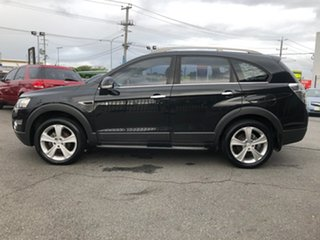 2013 Holden Captiva CG MY13 7 LX (4x4) Black 6 Speed Automatic Wagon