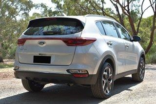2019 Kia Sportage QL MY19 Si 2WD Premium Sparkling Silver 6 Speed Sports Automatic Wagon.