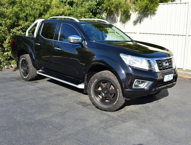 Used Nissan Navara D23 S3 ST-X, 2017 Nissan Navara D23 S3 ST-X Black 7 Speed Sports Automatic Utility