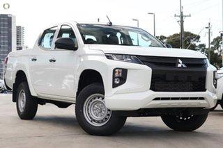 2020 Mitsubishi Triton MR MY20 GLX Double Cab ADAS U28 6 Speed Sports Automatic Utility