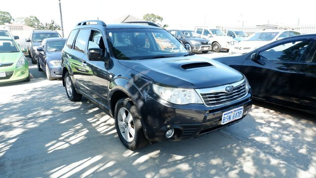 Used Subaru Forester S3 MY10 2.0D AWD, 2010 Subaru Forester S3 MY10 2.0D AWD Grey 6 Speed Manual Wagon