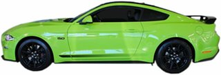 2019 Ford Mustang FN 2020MY GT Fastback SelectShift RWD Grabber Lime 10 Speed Sports Automatic