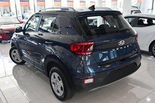 2020 Hyundai Venue QX MY20 Go The Denim 6 Speed Automatic Wagon.