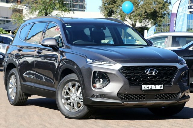 Used Hyundai Santa Fe TM.2 MY20 Active CRDi (AWD), 2019 Hyundai Santa Fe TM.2 MY20 Active CRDi (AWD) Magnetic Force 8 Speed Automatic Wagon