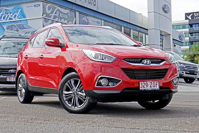 Used Hyundai ix35 LM3 MY15 SE, 2015 Hyundai ix35 LM3 MY15 SE Red 6 Speed Sports Automatic Wagon