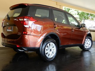2020 Mahindra XUV500 W6 (FWD) Copper 6 Speed Automatic Wagon.