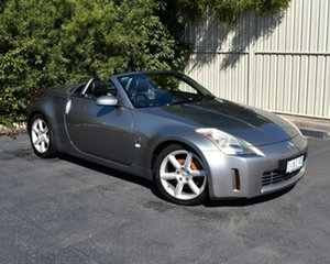 2005 Nissan 350Z Z33 Track Silver 4 Speed Sports Automatic Coupe.