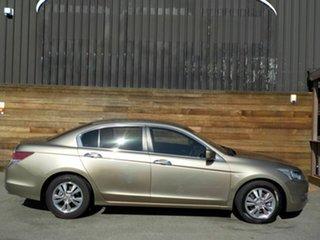2008 Honda Accord 8th Gen VTi Gold 5 Speed Sports Automatic Sedan.