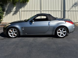 2005 Nissan 350Z Z33 Track Silver 4 Speed Sports Automatic Coupe