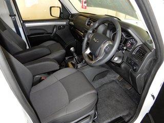 2018 Mahindra Pik-Up S10 MY18 2WD White 6 Speed Manual Utility