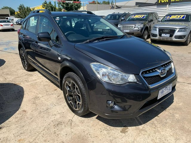 Used Subaru XV G4X MY13 2.0i Lineartronic AWD, 2012 Subaru XV G4X MY13 2.0i Lineartronic AWD Grey 6 Speed Constant Variable Wagon