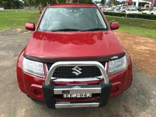 2011 Suzuki Grand Vitara JB MY09 Urban Phoenix Red 4 Speed Automatic Wagon