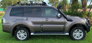 2015 Mitsubishi Pajero NX MY15 GLX Bronze 5 Speed Sports Automatic Wagon.