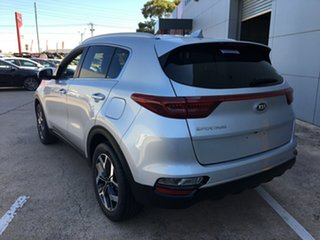 2019 Kia Sportage QL MY20 SX+ AWD Sparkling Silver 8 Speed Sports Automatic Wagon